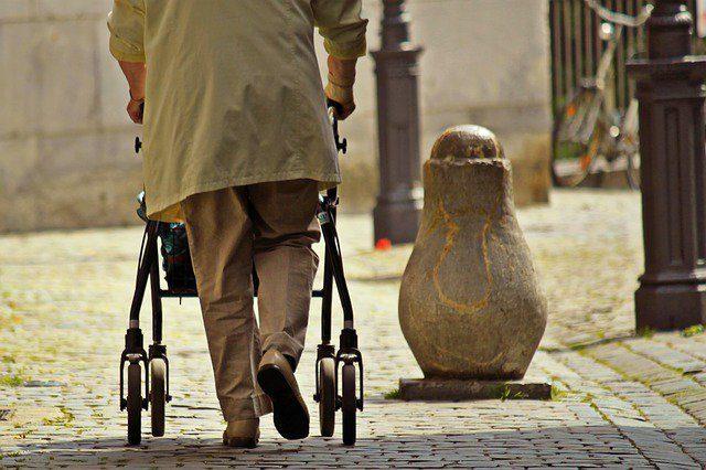 walker safety for elderly
